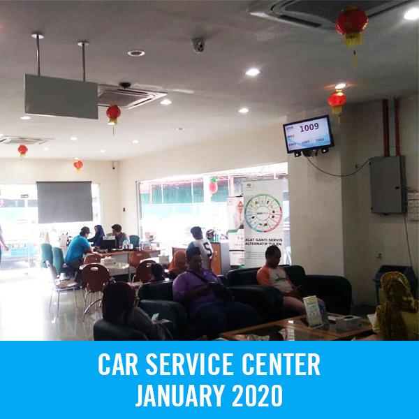 Car Service Center Nilai
