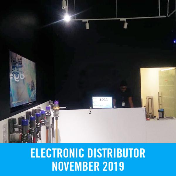 Electronic Distributor Petaling Jaya