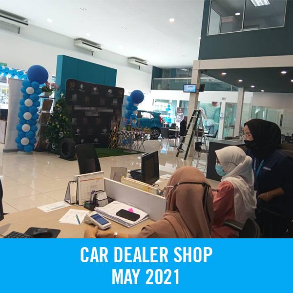 Car Dealership Sri Kembangan